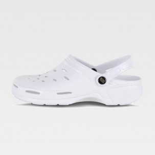 8a3286d692ec0 Zoccolo work team bianco - Zoccoli ergonomici in plastica eva - Zoccoli - Scarpe  da lavoro - Abbigliamento sanitario - Fisioterapia - Negozio Fisaude
