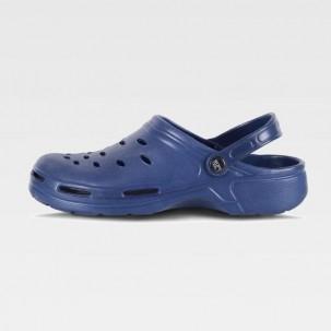 051d4d613581b Zoccolo work team blu - Zoccoli ergonomici in plastica eva - Zoccoli - Scarpe  da lavoro - Abbigliamento sanitario - Fisioterapia - Negozio Fisaude