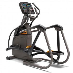 Bicicletta Ellittica Matrix Ascent Trainer A30 Armonia Design E Movimento Naturale