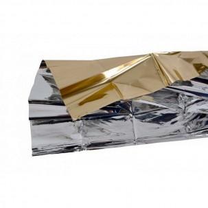Coperte Termiche Oro Argento.Coperta Termica Oro Argento