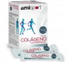 Collagene con Magnesio in Stick Gusto Fragola Aml Sport